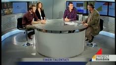 """""""Proiect România"""" prezintă trei tineri în care putem investi încredere"""
