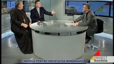 """Românii şi încrederea lor în Biserică, la """"Proiect România"""""""