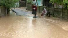 Oltenia la zi: situația zonelor inundate din Oltenia