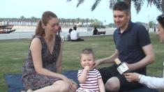 Mirajul deşertului. Poveştile nespuse ale românilor din Doha