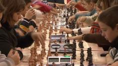Premieră! Concurs de şah transmis live la TVR