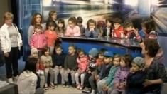 Pitici în vizită la TVR Craiova
