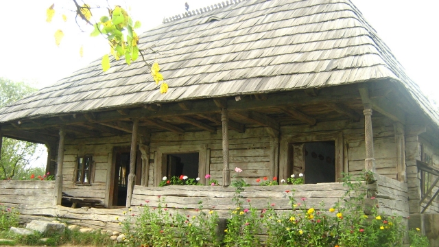 Casa memoriala Constantin Brâncuşi