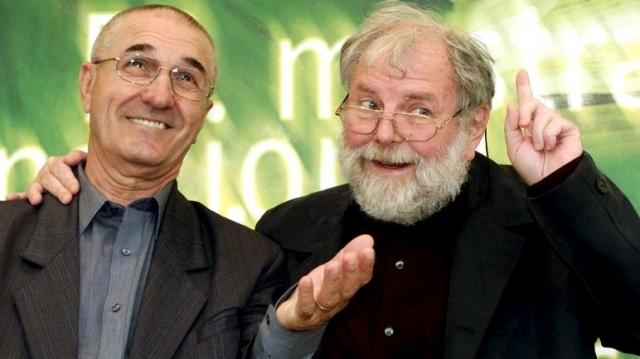 Gheorghe Dinică și Lucian Pintilie