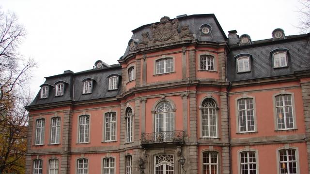 Palatul Jagerhof din Dusseldorf