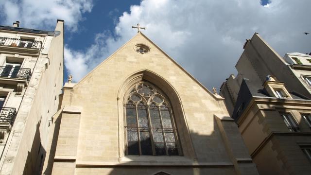 Biserica românilor din Paris