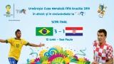 TVR 1 - lider de audienţă cu primul meci de la Cupa Mondială