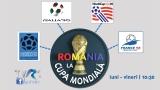 """""""România la Cupa Mondială"""", la TVR 1, în aşteptarea CM 2014 din Brazilia"""