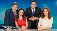 Telejurnalul TVR 1 trece la ora de... Brazilia