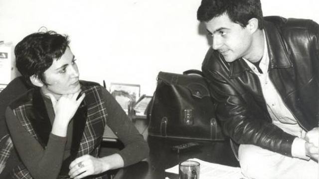 Scenă din filmul Pepe și Fifi