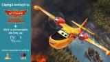 Câştigă invitaţii la Avioane: Echipa de Intervenţii şi cărţi cu personajele din film