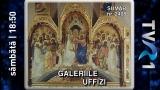 Teleenciclopedia TVR 1: Cavalerii Templieri, migdalul şi Galeriile Uffizi