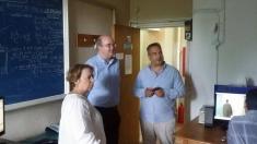 Săptămâna vizitelor la TVR Iaşi