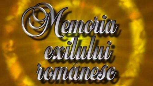 Memoria exilului românesc