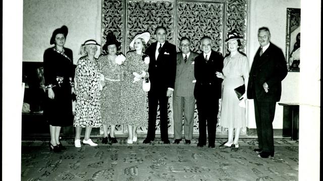 Expoziţia Internaţională de la New York din 1939, Octav Doicescu