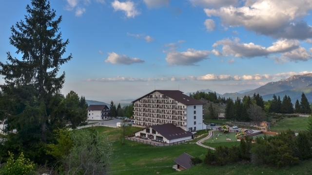 Complexul turistic Cheile Grădiştei