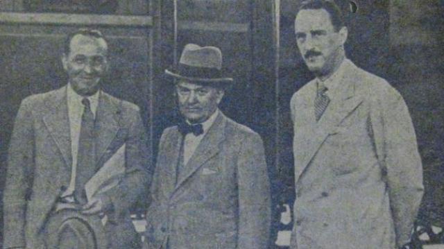 Octav Doicescu şi Cantacuzino