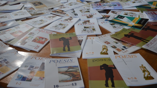 Revista Poesis