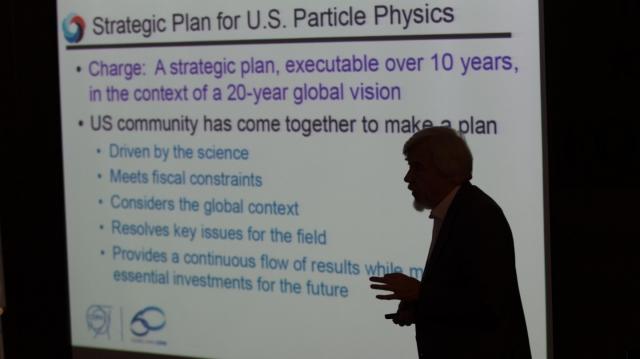 Rolf Heuer, director CERN