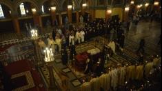 ÎPS Nicolae Corneanu, Mitropolit al Banatului, a plecat spre cele veşnice...
