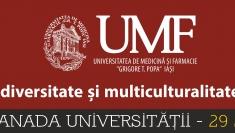 TVR Iaşi transmite în direct deschiderea anului universitar de la UMF Iaşi