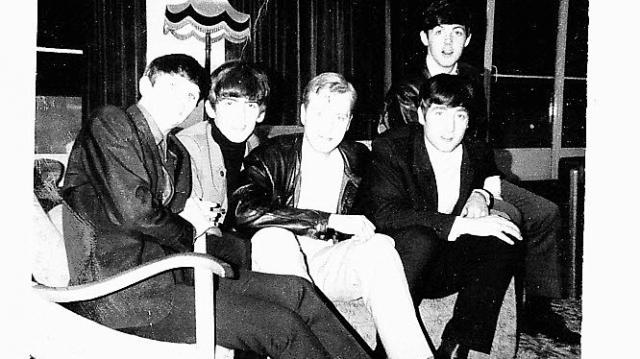 Klas cu Beatles