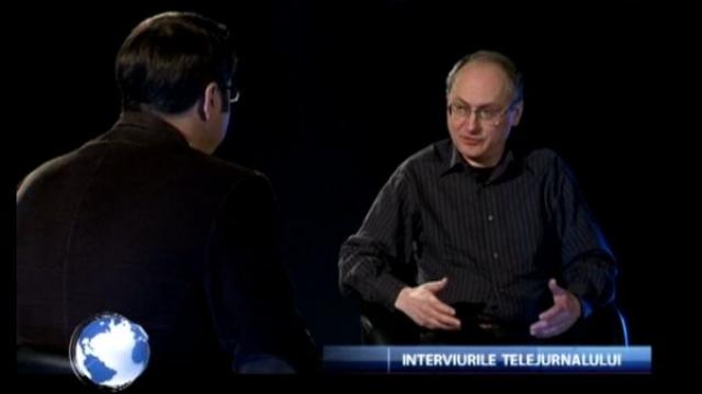 Nae Caranfil, la Interviurile Telejurnalului