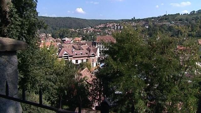 Elveţieni în România