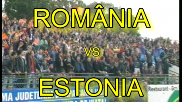 Romania - Estonia