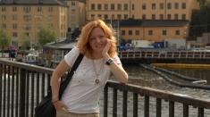 """Sandra Rugină, inginerul care poate orice, luni la """"Lumea şi noi"""""""