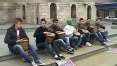 Flashmob pentru reintegrare