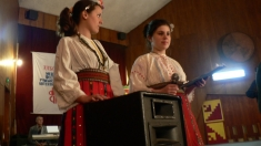 Clasa de limba română din Gâmzova, marți la