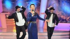 Simona Gherghe, Alin Pascal şi Ştefan Stan au cântat la O dată-n viaţă