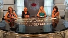 La TVR 1, Sonia, Nuami, Florina şi Ioana încep discuţiile cu Se zice că...