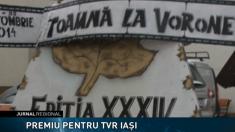 Premiu pentru TVR IAŞI