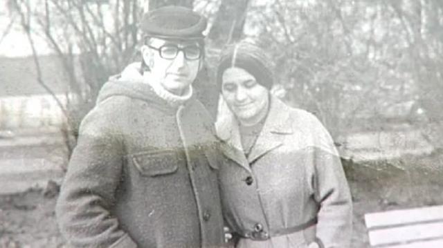 Aneta Drăguşanu şi Gheorghi Petrov, tineri