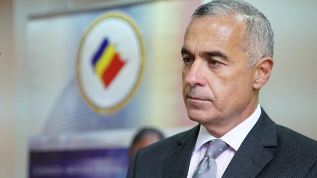 Călin Georgescu, preşedintele Centrului European de Cercetare, Clubul de la Roma