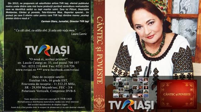 DVD Laura Lavric