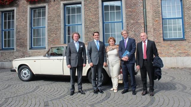 Princepele Nicolae la Dusseldorf, septembrie 2014