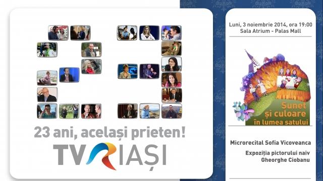 TVR Iasi 23 - 3 nov
