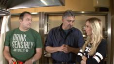 În bucătăria TVR Iaşi – Duelul Cameramanilor