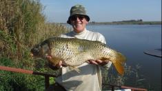 Capturi şi poveşti pescăreşti, duminică, de pe lacul Tomuleşti