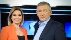 """""""Românii votează"""", tema emisiunii Foc încrucişat de la TVR 1"""