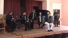 """""""Concertino"""" lui Eugen Negruţă"""