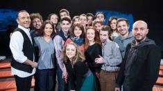 Povestea West Side Story, la Nocturne de la TVR