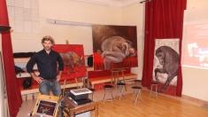 """Pictor, restaurator şi decorator în Italia, marţi la """"Lumea şi noi"""""""