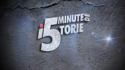 5 minute de istorie cu Adrian Cioroianu