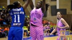 Situație neprevăzută în Liga Europei Centrale la baschet feminin