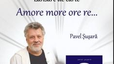 Pavel Şuşară - poetul, la