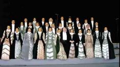 Concertul extraordinar de colinde al Corului Naţional Madrigal la Timisoara!